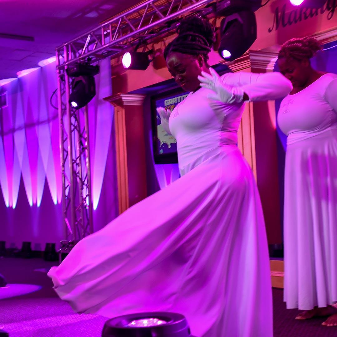The Faith Fellowship Anointed Dance Vessels