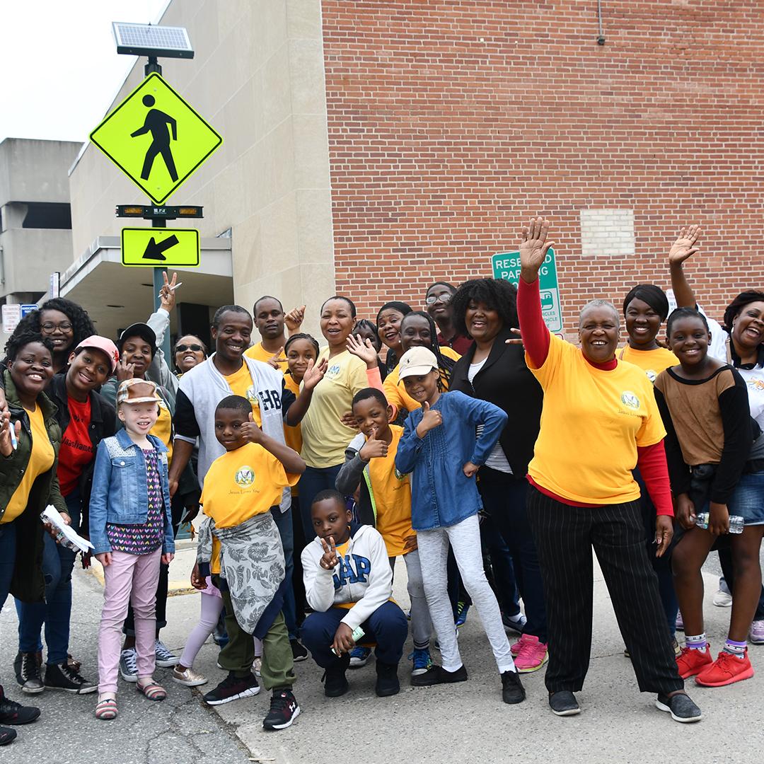 Community Outreach Faith Fellowship